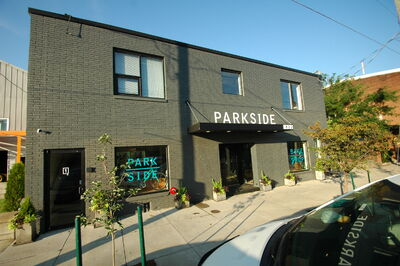 Parkside Bikes Building Office / Retail Space Available